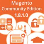 Magento Community Edition 1.8.1.0 est disponible