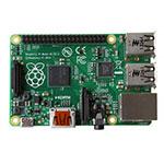 Raspberry PI B+ : 4 ports USB un nouveau port GPIO