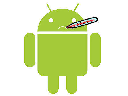 Découverte d'un réseau de smartphones zombies sous Android par un ingénieur Microsoft