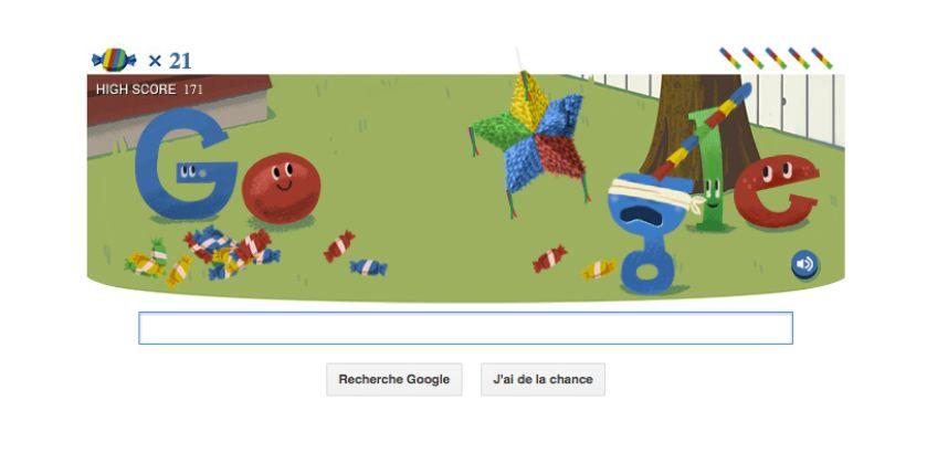 Google fête ses 15 ans !