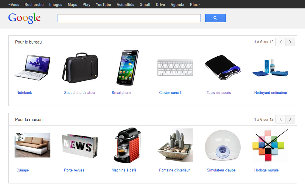 Google Shopping devient payant