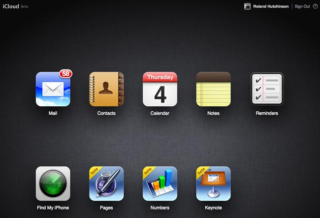 iWork for iCloud la solution bureautique d'Apple passe en version bêta