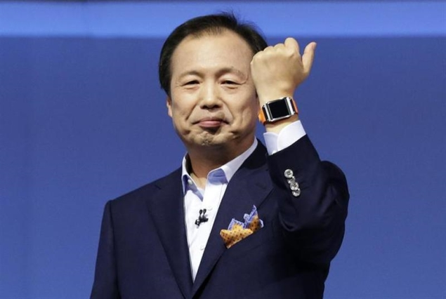 La Galaxy Gear dévoilée par Samsung !