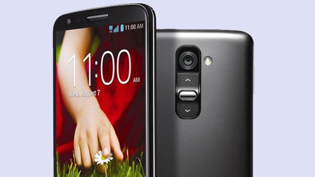 LG G2 présentation du dernier smartphone haut de gamme du constructeur