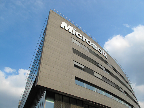 Microsoft : Meilleurs résultats que l'an passé !