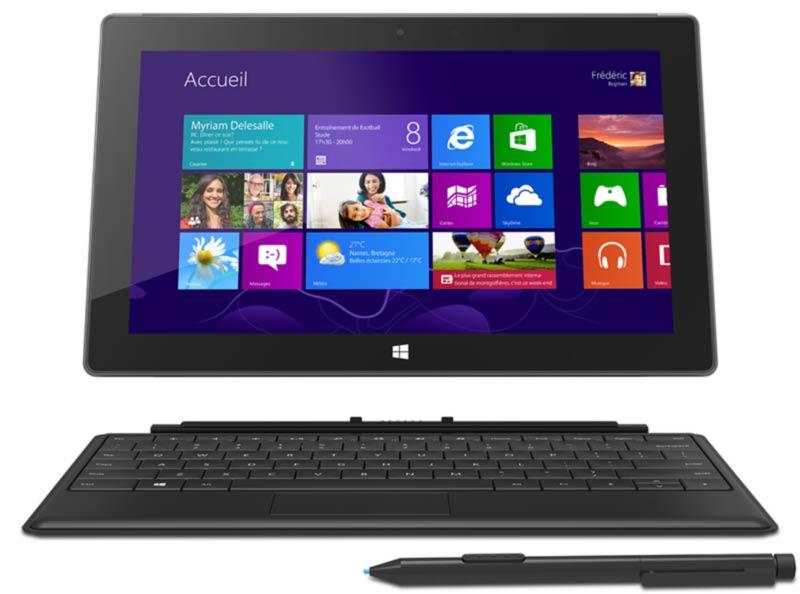 Microsoft Surface présentation le 23 septembre