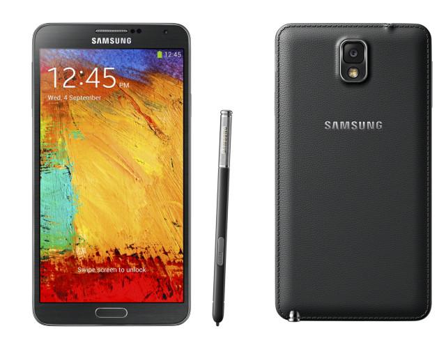Samsung Galaxy Note 3 : 5 millions d'unités vendues en un mois