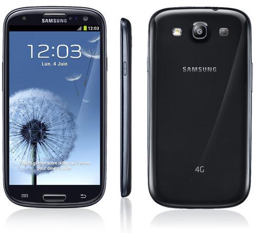 Sortie du Samsung Galaxy S3 4G LTE en France