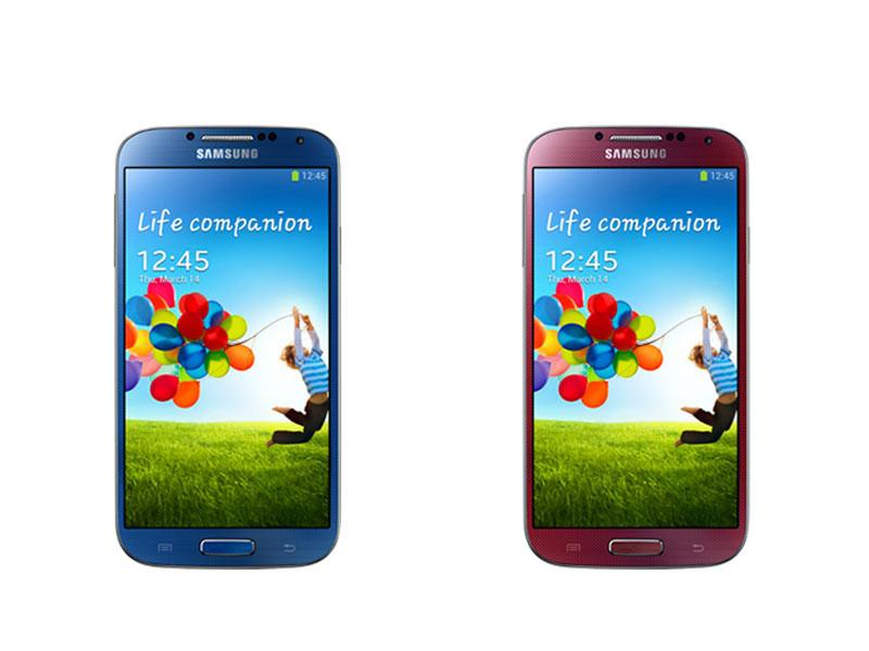 Samsung Galaxy S4, 10 millions d'exemplaires vendus en un mois !