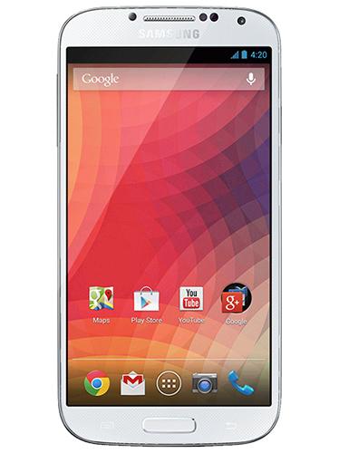 Samsung Galaxy S4 Google Edition annoncé lors du Google I/O