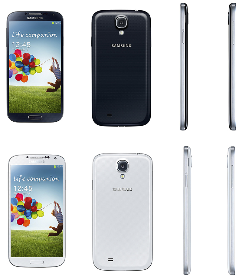 Samsung Galaxy S4 Unpacked le successeur du Galaxy S3 a été dévoilé
