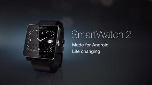 Sony sort la version 2 de sa SmartWatch