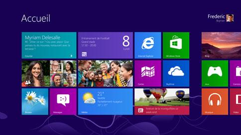 Sortie officielle de Microsoft Windows 8