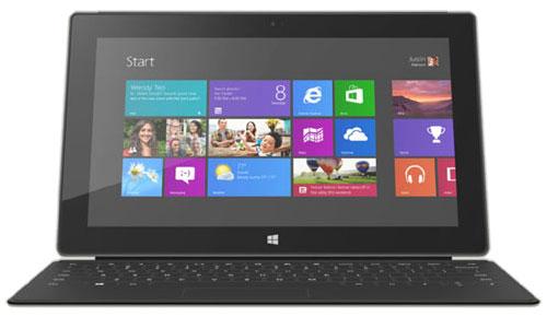 Surface Pro la nouvelle version très attendue de la tablette de Microsoft