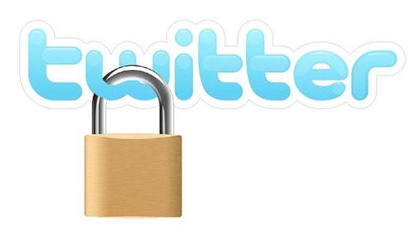 Twitter double authentification pour sécuriser les comptes utilisateurs