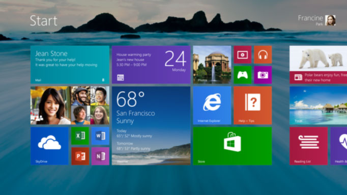 Windows 8.1 RTM disponible au téléchargement pour les développeurs