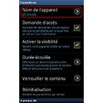 Android 2.3.6 : Samsung Kies Air changer le nom réseau du smartphone