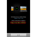 Android 2.3.6 : Samsung Kies Air gérer votre Galaxy à partir d'un navigateur web