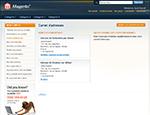 Magento 1.7.0 : Personnalisation du gabarit  des adresses clients