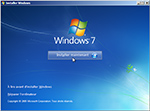 Microsoft Windows 7 : Installation de l'édition Familiale Basique (Home Basic)