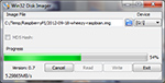 Raspberry PI : Préparer une carte SD avec Raspbian sous Windows