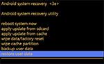 Wiko Cink Slim restaurer les données de l'utilisateur